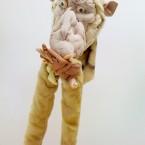 岩ざる(ROCK) 2009 IID GALLERY Look Forward! -Artist file for the Future-世田谷ものづくり学校