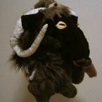 ファッションブランドSTOFに依頼されて制作したオオカミのふりをしたヒツジのマスク